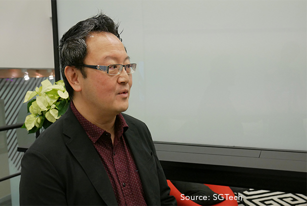 Conversations with our SGTech Chapter Chairman Series
