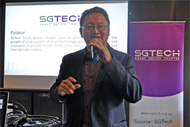 Launch of SGTech's Smart Nation Chapter (SNC) To Engage Industries