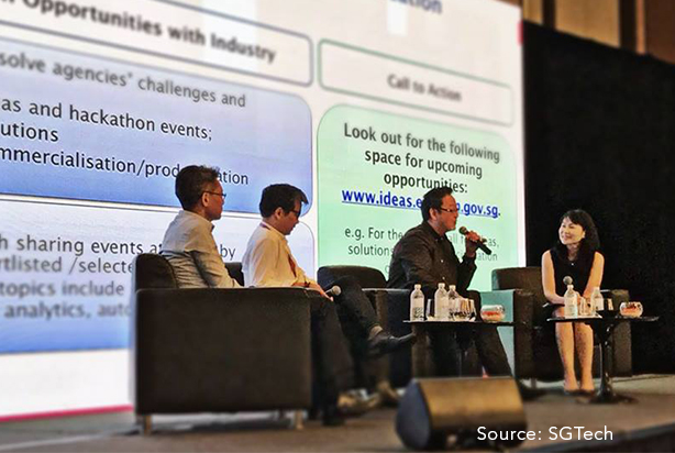 Smart Nation and Digital Government Industry Briefing For Citizens
